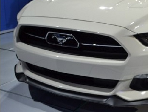 Ford Mustang Grille - 50th Anniversary Style