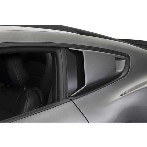 2015-2020 Mustang Eleanor Style Window Scoops